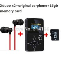 ape music player - with GB TF card bass earphone Newest XDUOO X2 HIFI MP3 digital Music Player OLED Screen Support MP3 WMA APE FLAC WAV