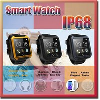 android sync windows - 2015 New Style Bluetooth Smart Watch Wrist Uterra IP68 Waterproof Passometer Compass Call Sync For Iphone Samsung Smartphone Free DHL