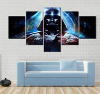 art pictures for living room - 2016 Hot Panels HD Star Wars Posters Painting Canvas Wall Art Picture Wall Pictures For Living Room Canvas Print