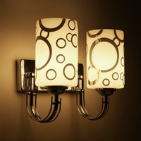 Wholesale LED bedroom lamp Hot sales Modern inclined cylinder for livingroom Bedroom dimmable indoor Lamps