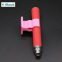 Wholesale E Cig Car Stand Holder Vaporizer Pen E Vapor Car Clip Holder Base For All Of EGO EVOD Series Electronic Cigarette Battery