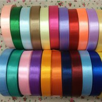 army back pack - 180 Colors Solid Color roll yard cm single face satin ribbon yards roll option Color gift Packing Wedding Decor