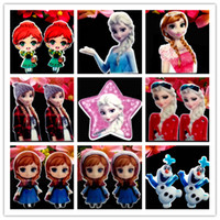 art schools europe - 40pcs Princess Anna Elsa and Olaf Planar Resin Cabochon Party Decoration Flatback Flat Back Hair Bow Center Back to School DIY Crafts