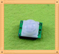 Wholesale HC SR501 infrared sensor module body pyroelectric infrared sensor lens containing