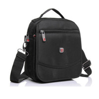 Wholesale The Swiss army men s hand bag bag Korean Satchel ipdmini leisure sports bag bag bag tide