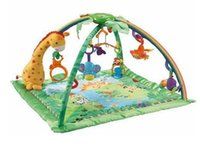 baby activity center - t Melodies Lights Deluxe Gym Activity Center Baby NEW