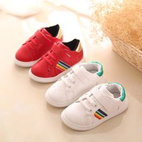 Wholesale Children Casual Shoes Kids Footwear Baby Shoes Korean First Walking Shoes Autumn Boys Girls Toddler Shoes Kids Casual Shoes Ciao C26672