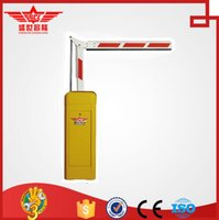 automatic car barrier - Automatic safety folding arm car barrier T1503