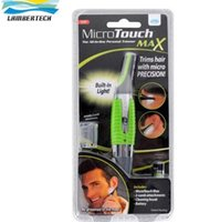 agent personal - Max hair trimmer beautician agent personal micro contact magic Max hair beautician micro touch Max men razor