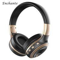 Wholesale ZEALOT B19 Bluetooth Headphones Wireless LCD Display Earphones HiFi Bass Stereo With Microphone FM Radio Micro SD Card Slot