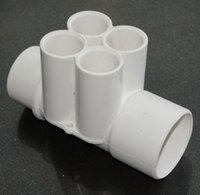 Wholesale Spa Hot Tub PVC Plumbing Manifold