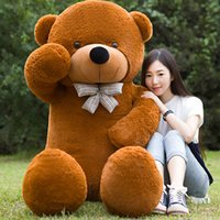 Wholesale Teddy Bears Plush2016 new fashion style doll cm inch teddy bears Christmas gifts Children s day best gift new years the couple gifts