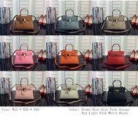 bags kelly - women leather tote handbag leather famous brand luxury handbags designer handbag genuine leather woman bag kelly handbag