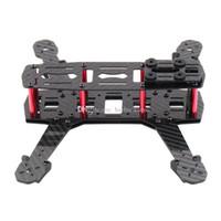 Wholesale Carbon Fiber Mini FPV Quadcopter Frame Mini Quad Frame for C250 B00133 SMAD