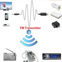 auto television - New Probable FM Transmitters Wireless Car Mp3 Player FM Modulator Black For Auto Audio Television Computer DVD iPhone Mobile
