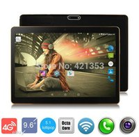 achat en gros de tablette dual sim g-Dhl libre 2016 plus nouveau 9.7 pulgadas Tablet PC 3 G 4 G Lte Octa Core 4 Go RAM 32 Go ROM Dual SIM 5MP Android 5.1 GPS Tablet PC 10