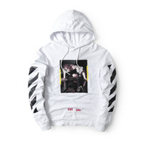 Wholesale Off White Hoodies Men SS High Quality Mens Sweatshirts and HoodieC O Virgil Abloh Pyrex Vision S S Coat Religion Long Sleeve Warm Hoody
