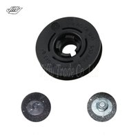 Wholesale Black Genuine Germany Auto Car Mat Carpet Clips FIXING GRIPS CLAMPS Floor Holders SLEEVES ABS PLASTIC For Audi Fastener Rivet