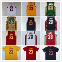 best man movie - 2016 Hot Sale LeBron s Patch Jerseys Stitched for Best quality jamES College Retro Theme Costume Size S XXL