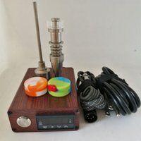 best nail electric - New coming wax dab pen BOX electric dab nail wax vaporizer electronic cigarette best portable wax vaporizer pen