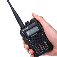 Wholesale VEASU UV DR Tri Band mhz W Thicker mah Battery Two way radio walkie talkie Sister Yaesu VX DR