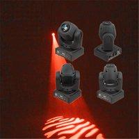american dj spot - 4PCS MINI W RGBW in LED SPOT beam Moving Head American DJ Disco Event Light