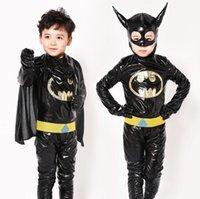 Wholesale 61 children s performance service cartoon cartoon Costume Party children s wear Cosplay environmental protection children s Batman clothes