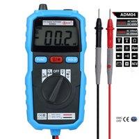 auto diodes - Mini Digital Multimeter ADM04 Voltage Current Meter Diode Tester Auto Ranging Multimetro