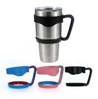 Wholesale Portable Plastic Hand handle Holder Mugs Portable Hand Holder For YETI Rambler Tumbler OZ