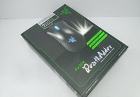 Wholesale Green Blue Razer Death Adder Mouse DPI Competitive Games Optical mouse for Game Computer Mouse