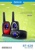 Civilian radio uhf radio portable - 2pcs Retevis RT628 Portable CB Radio Handheld Walkie Talkie W VOX UHF MHz Portable Two Way Radio A1026A