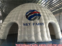 automatic door seals - Waterproof Air Sealed Inflatable Event Tent Inflatable Igloo Dome Tent For Sale