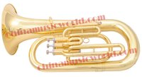 Wholesale China Music World Gold Lacquer High grade Euphonium CMWEP