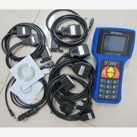 auto makers - DHL Free T300 Key Programmer Newest version T T OBD2 Auto Key Transponder English Spanish Optional T300 T code Key Maker