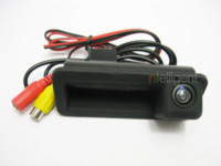 Wholesale 2 in HD Car Mirror Monitor CCD car rear view Camera for Ford focus Mondeo for Freelander