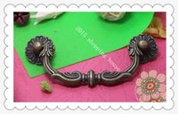 antique bar cabinets - 5pcs mm mm European antique cabinet door handle drawer wardrobe door handle bar mm hole distance