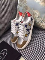 ash sneakers women - Famous Designer Brand ASH Colorful Stars Sneakers Top Quality Genuine Leather Casual Shoes Women White Sports Shoes