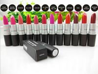 beauty lot - Freeship Ronli Lipstick Long Lasting Waterproof Colors Makeup Matte Lipstick Lip Gloss Beauty