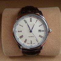 Wholesale Men Watches New Luxury Brand Ultra Thin Full Genuine Leather Clock Male Waterproof Casual Sport Watch Men Wrist Quartz Watch