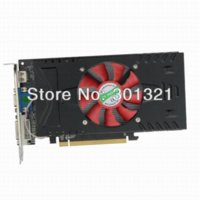 Wholesale 100 New NF GT MB DDR3 PCI E DirectX Graphics Video Gaming Card GT dropship with tracking number