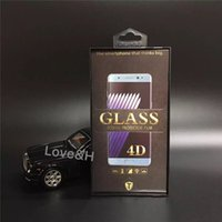 Wholesale Note S7 Edge S7 S6 Edge S6 Edge Note Edge Plus Full Cover D Curved Side Tempered Glass Screen Protector MM