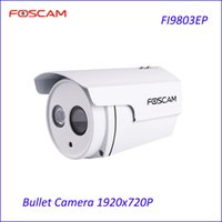 Wholesale Foscam FI9803EP P2P Megapixel p H Outdoor Power Over Ethernet IP Camera security CCTV IP Camera