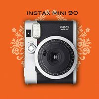auto color camera - Brand New Fujifilm Fuji Original Instax Mini Film Photo Camera White Color Fuji Instant Film Camera