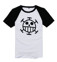 animal laws - ONE PIECE t shirt Cosplay Costume Trafalgar Law Spring and Autumn paragraph Anime t shirt Sweatshirts トラファルガー D ワーテル ロー