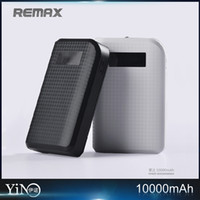 Wholesale REMAX Proda LED Fast Charging Dual USB Intelligent Protection Power Bank mAh Bateria Externa Cargador Portable for iPhone