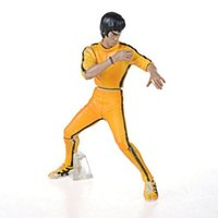 Wholesale Free DHL Cool Bruce Lee Kung Fu PVC Action Figures Collection Toys set New in Box