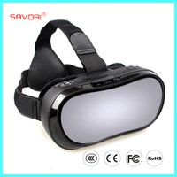 Wholesale 2016 Best price of VR case headset with all in one design D Virtual reality glasses with Rockchip RK3288 quadcore cortex A17 G hz