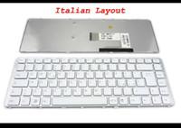 Nouveaux claviers portables pour Sony Vaio VGN-NW Series (avec cadre) Argent IT * Version - 148738051