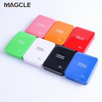 aa direct - Power bank X AA Battery Emergency USB Power Bank Charger Portable Charger for Phone Colorful Various by DHL