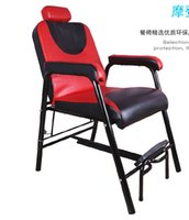 Wholesale The new barber chair Hairdressing chair Chair chair can be put down